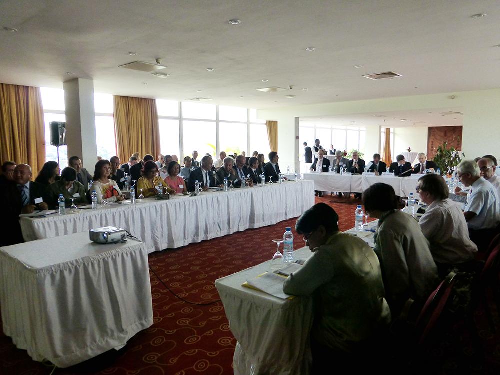Aefe organisation du 1er s minaire de formation continue for Chambre de commerce de madagascar