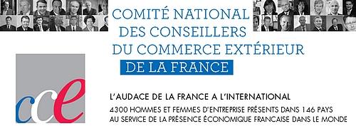 Les conseillers du commerce ext rieur de la france la for Conseiller du commerce exterieur de la france